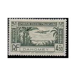 Dahomey N° PA003 Obli