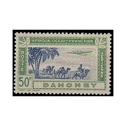 Dahomey N° PA017 N **