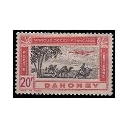 Dahomey N° PA016 N *