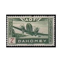 Dahomey N° PA012 N **