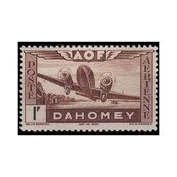 Dahomey N° PA011 N *