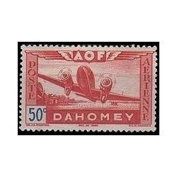 Dahomey N° PA010 Obli