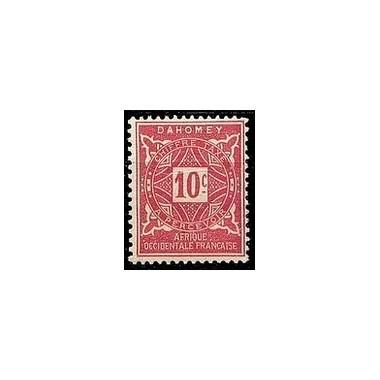 Dahomey N° TA010 N *