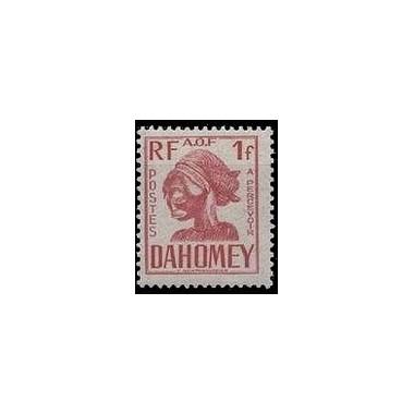 Dahomey N° TA026 N *