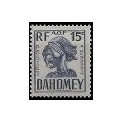 Dahomey N° TA021 N *