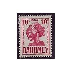 Dahomey N° TA029 N *