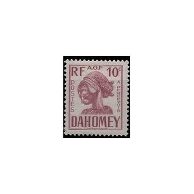 Dahomey N° TA020 N **