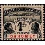 Dahomey N° TA008 N *