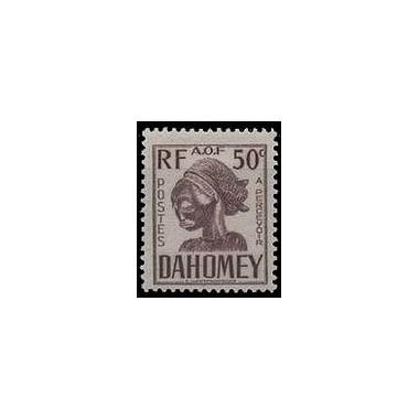 Dahomey N° TA024 N *