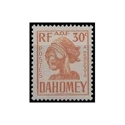 Dahomey N° TA023 N **