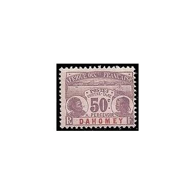 Dahomey N° TA006 N *