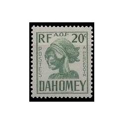 Dahomey N° TA022 N *