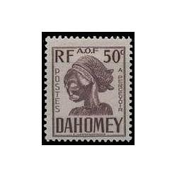 Dahomey N° TA024 N **