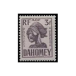 Dahomey N° TA028 N *