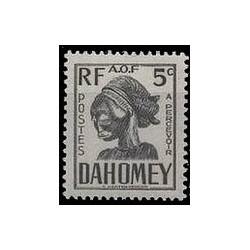 Dahomey N° TA019 N **