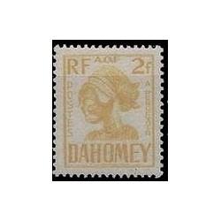 Dahomey N° TA027 N **