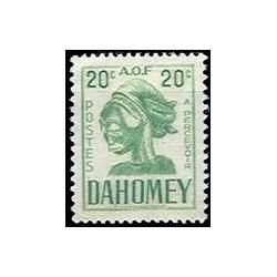Dahomey N° TA031 N *