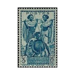 Cote des Somalis N° 156 N **