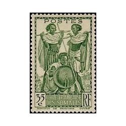 Cote des Somalis N° 157 N **