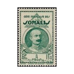 Cote des Somalis N° 163 N **