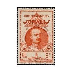 Cote des Somalis N° 165 N **