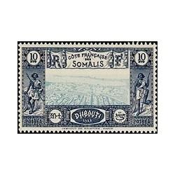 Cote des Somalis N° 168 N **