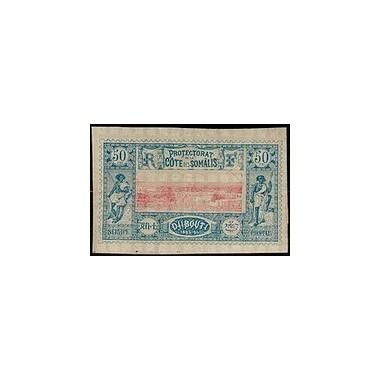 Cote des Somalis N° 015 N *