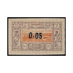 Cote des Somalis N° 023 N *