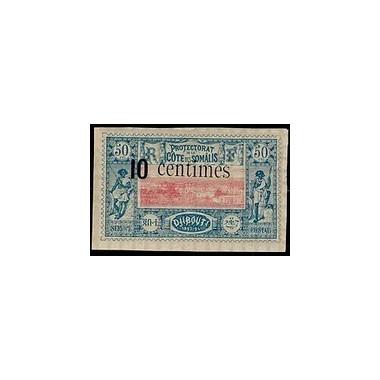 Cote des Somalis N° 029 N *