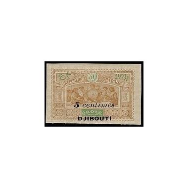 Cote des Somalis N° 030 N *