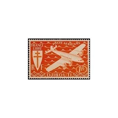 Cote des Somalis N° PA 001 N *