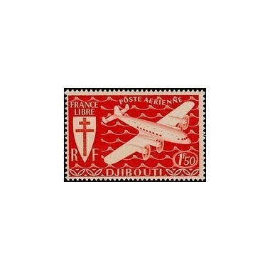 Cote des Somalis N° PA 002 Obli