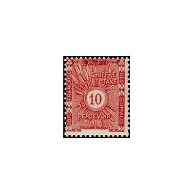 Cote des Somalis N° TA 002 N *