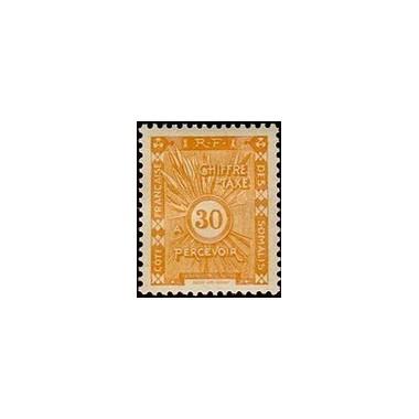Cote des Somalis N° TA 015 N *
