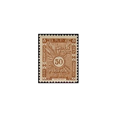 Cote des Somalis N° TA 016 N *