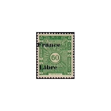 Cote des Somalis N° TA 035 N *