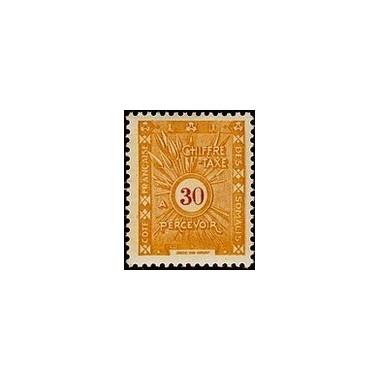 Cote des Somalis N° TA 039 N *