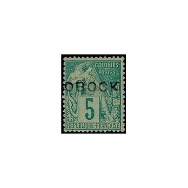 Obock N° 013 N *