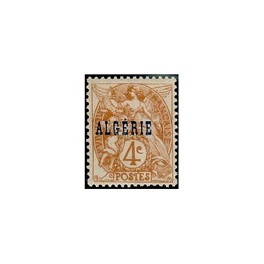 ALGERIE  Neuf * N° 005