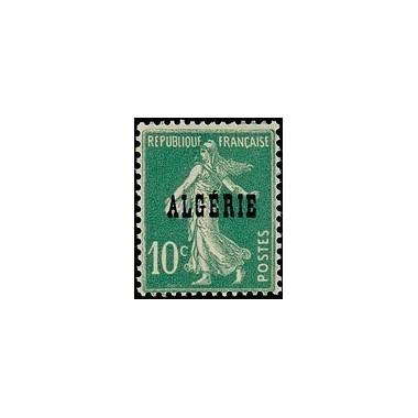 ALGERIE  Neuf * N° 008