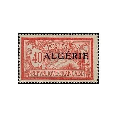 ALGERIE  Neuf * N° 019