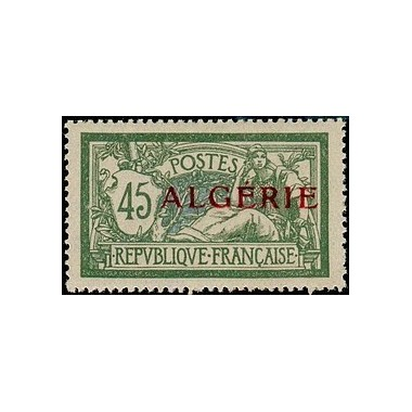 ALGERIE  Neuf * N° 021