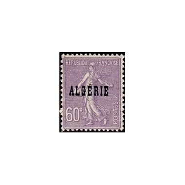 ALGERIE  Neuf * N° 024