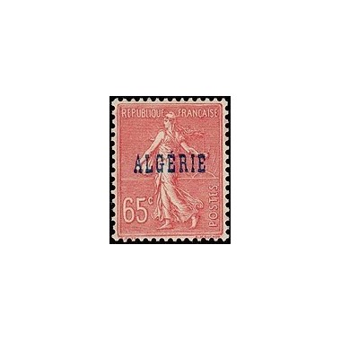 ALGERIE  Neuf * N° 025