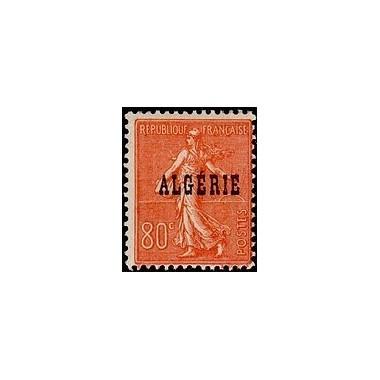 ALGERIE  Neuf * N° 027