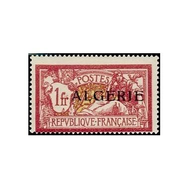 ALGERIE  Neuf * N° 029