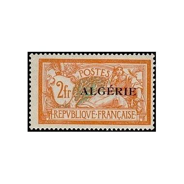 ALGERIE  Neuf * N° 031