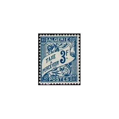 ALGERIE Taxe N° 11 N *