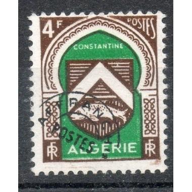 Algerie PrŽo N° 018 N*