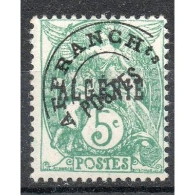 Algerie PrŽo N° 002 N*